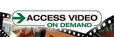 Access Video on demand logo