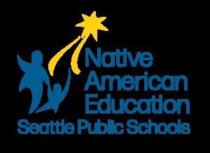 Native American Education Seattle Public Schools logo