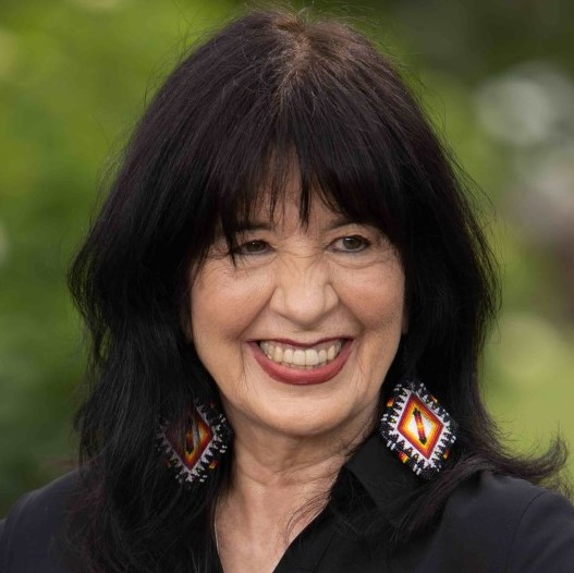 Photo of U.S. Poet Laureate Joy Harjo