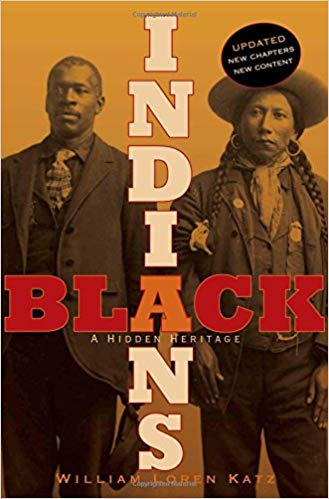 Black Indians book cover