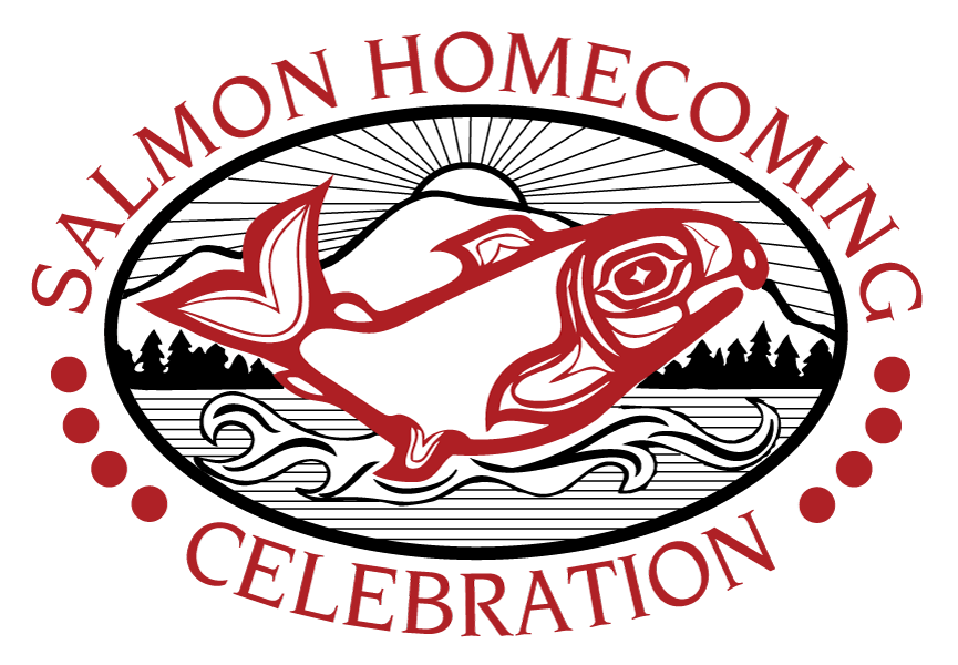 Salmon Homecoming Celebration logo